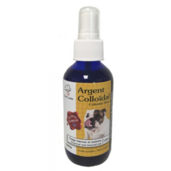 Chef Canin - Argent Colloïdal 125 ml