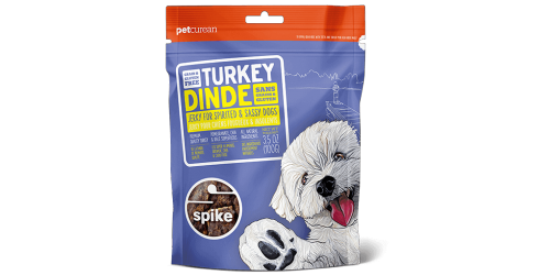 Spike- gâterie 'Jerky' pour chien - Dinde